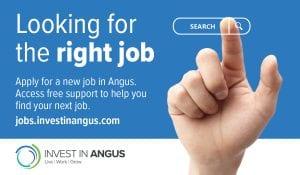 Angus Jobs Portal