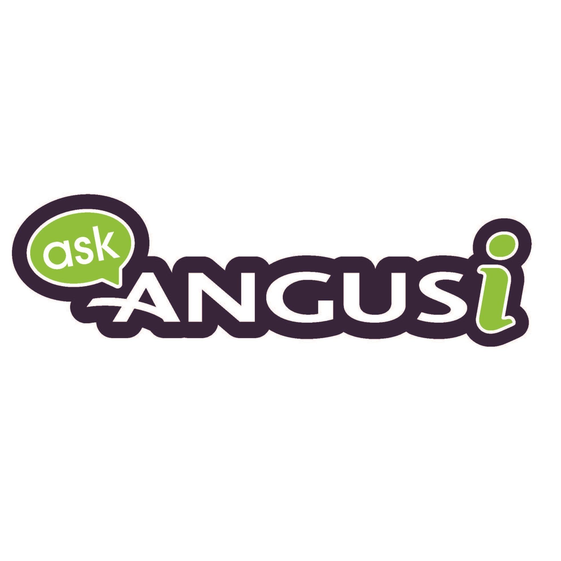Ask Angus logo